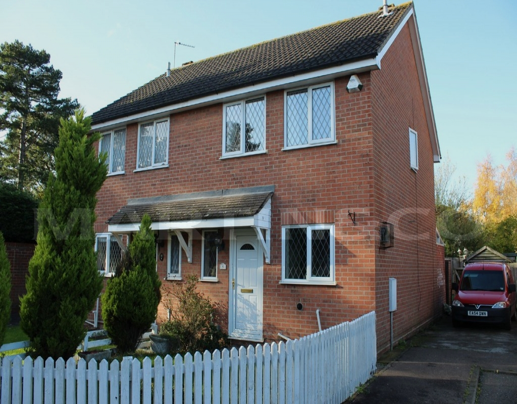 A well presented three beroom semi detached house, with Gas Central Heating, Double Glazing and both front and rear gardens located on the Highwoods area close to Tesco Superstore. There is parking on the driveway for at least two cars, and the property has a Conservatory and Garden shed.
