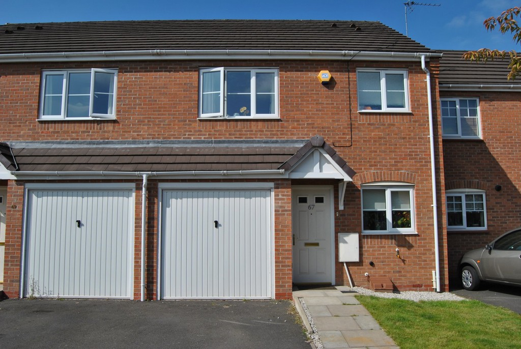 Martin Co Solihull 3 Bedroom Semi Detached House For Sale In
